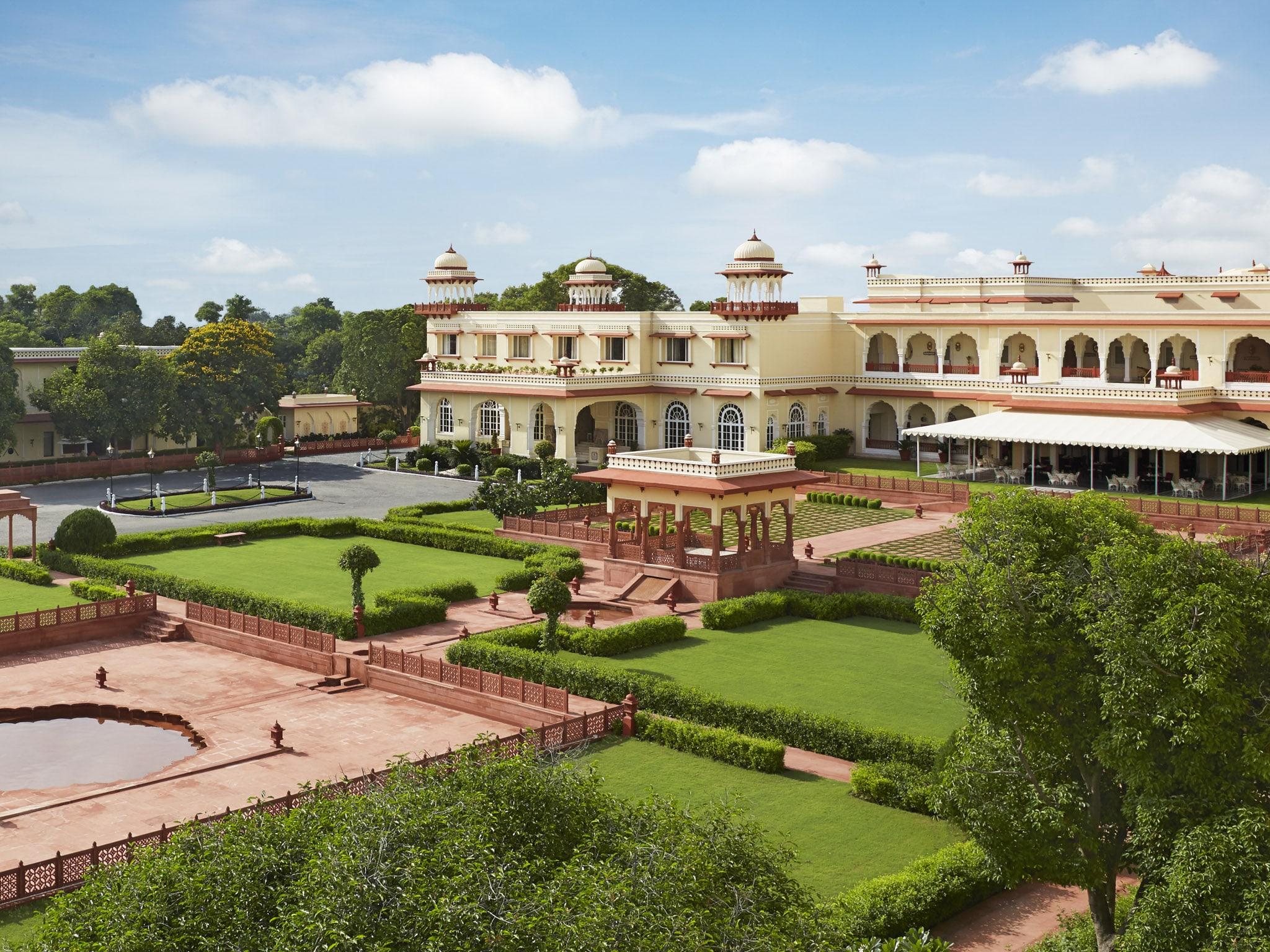 Heritage Palace Hotel In Jaipur Jai Mahal Palace Jaipur