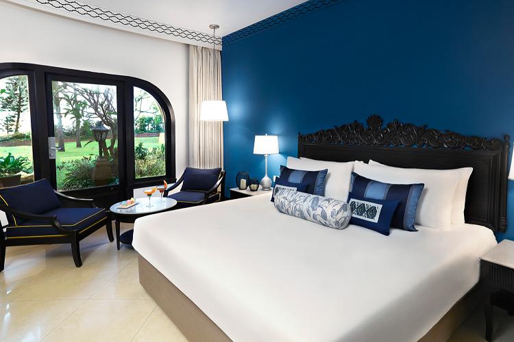 Superior Garden View Room At Taj Fort Aguada Goa