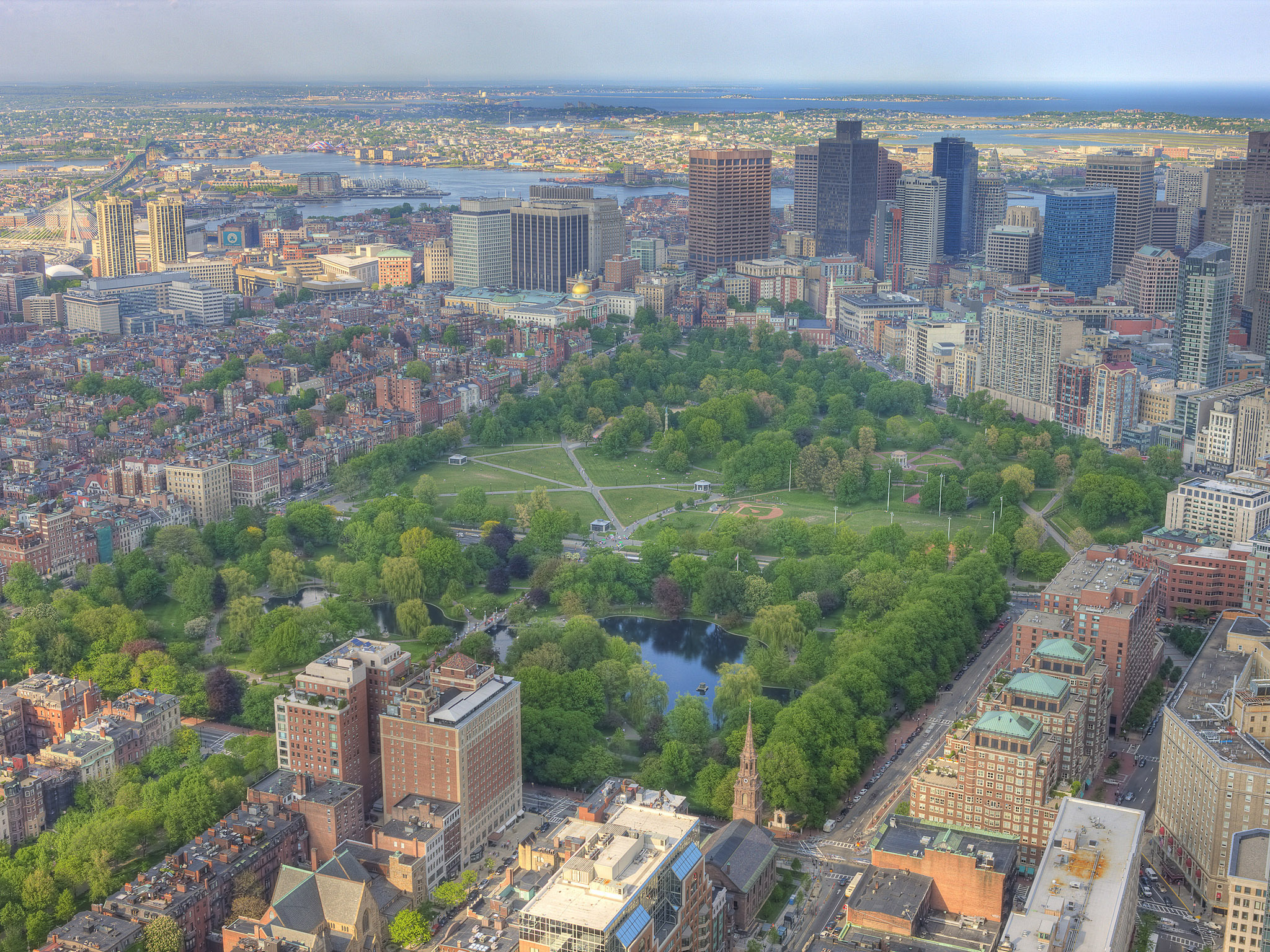 Rooms: Located In The Heart Of Boston