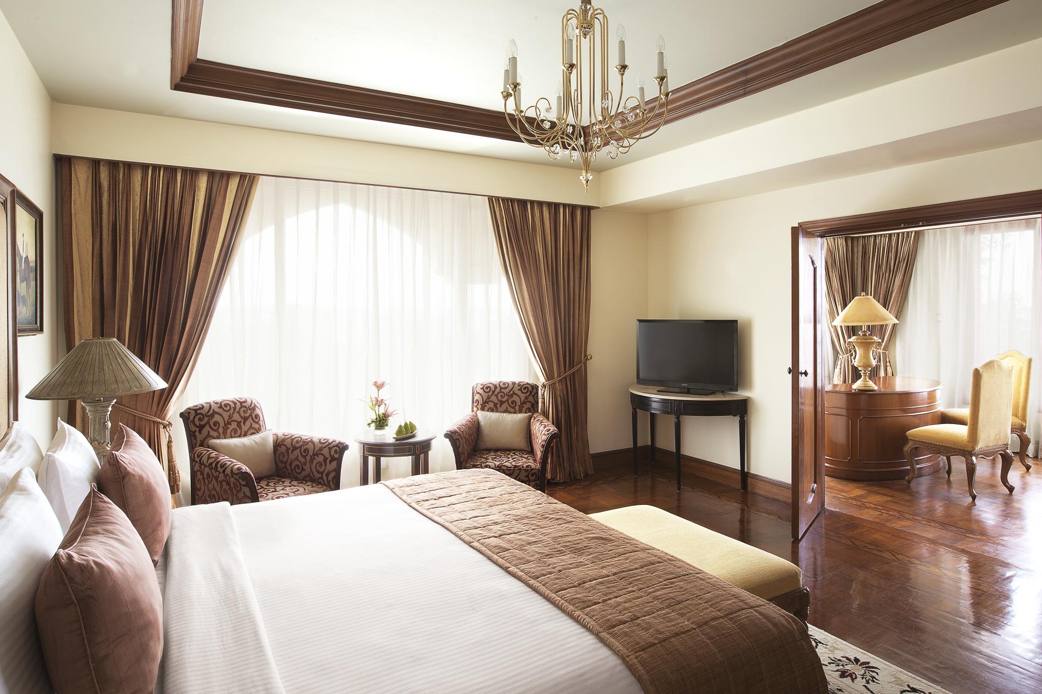 Luxurious Deluxe Suites At Taj Krishna Hyderabad