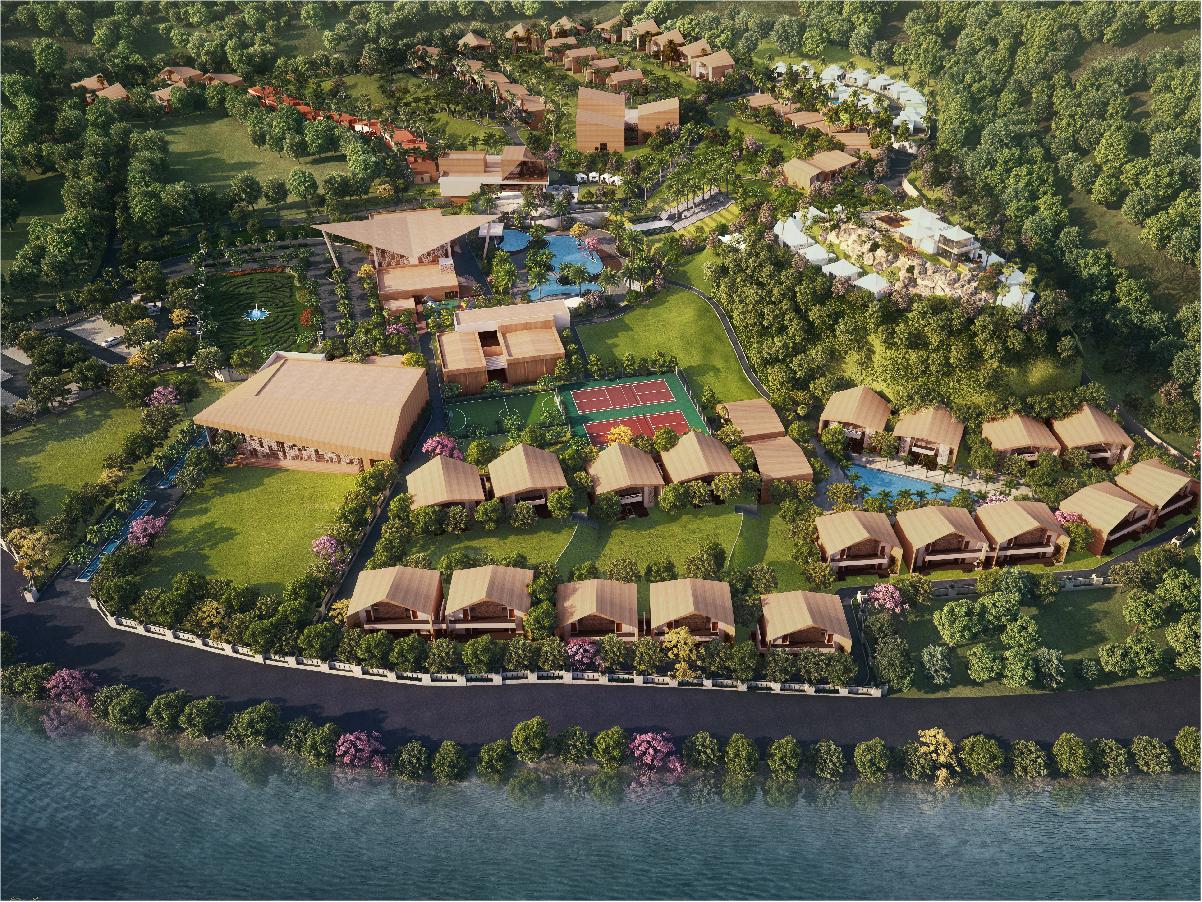 Luxury Resort In Udaipur Taj Aravali Resort Amp Spa Udaipur