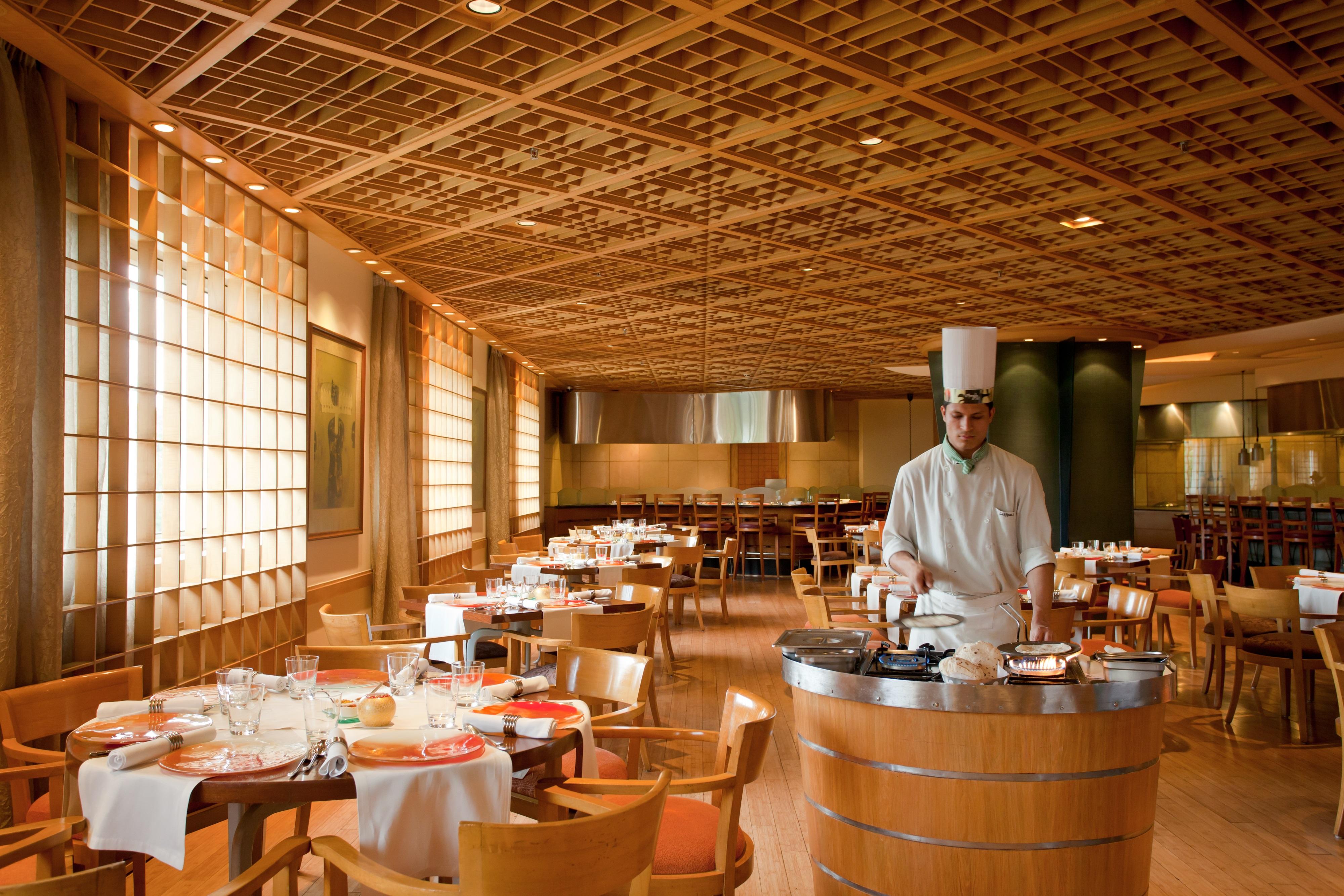 Masala Art - North Indian Cuisine Restaurant at Taj Palace, New Delhi
