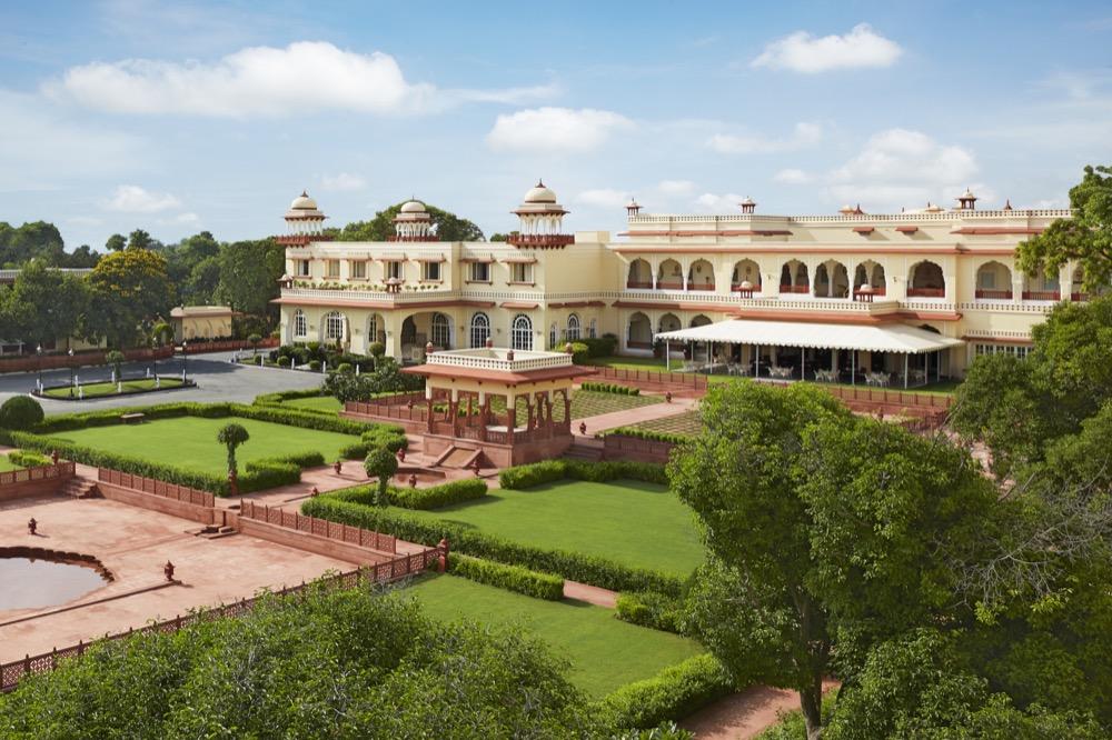 Taj Jai Mahal Palace Jaipur Hallmarked For Its Luxury Legendary Hospitality